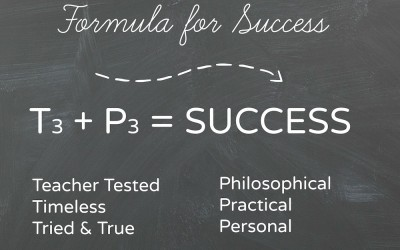 Value school health and follow this formula for success
