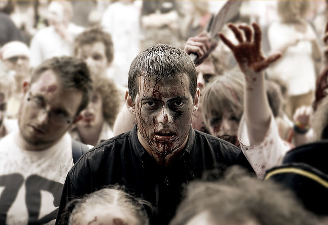 Teen Zombie Syndrome
